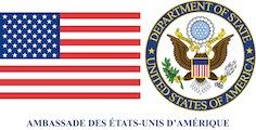 flag DOS logo BORDEAUX